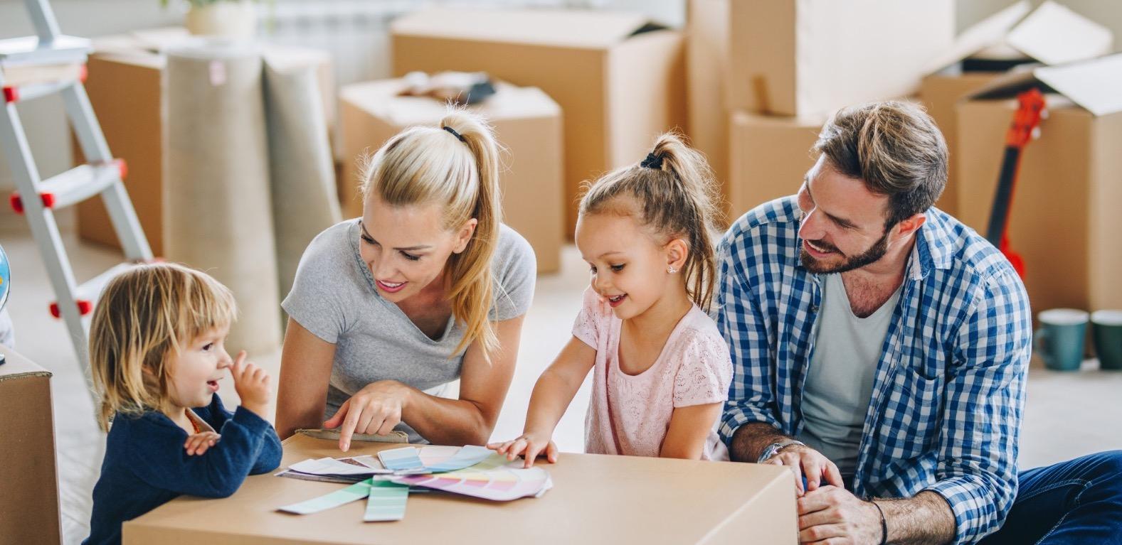 Relocation Lille - Services à la famille