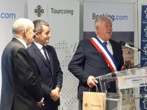 Relocation - centre d'appel téléphonique de à Tourcoing